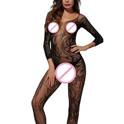 VANSOON Lingerie for Women Sexy Sissy Lingerie Lace Babydoll