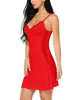 women slip lingerie sexy chemise nightgown babydoll